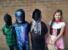 Hallowe'en Fancy Dress Day