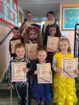 October Pupils of the Month